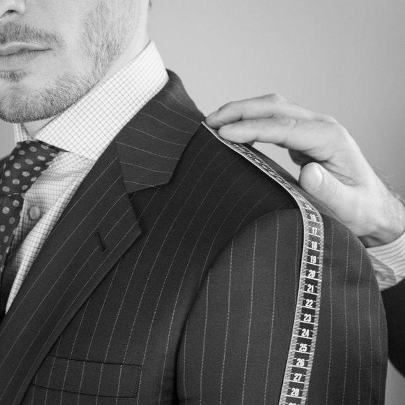Giorgio Armani Other - GEORGIO ARMANI Men's Luxury Pin Stripe Wool Blazer